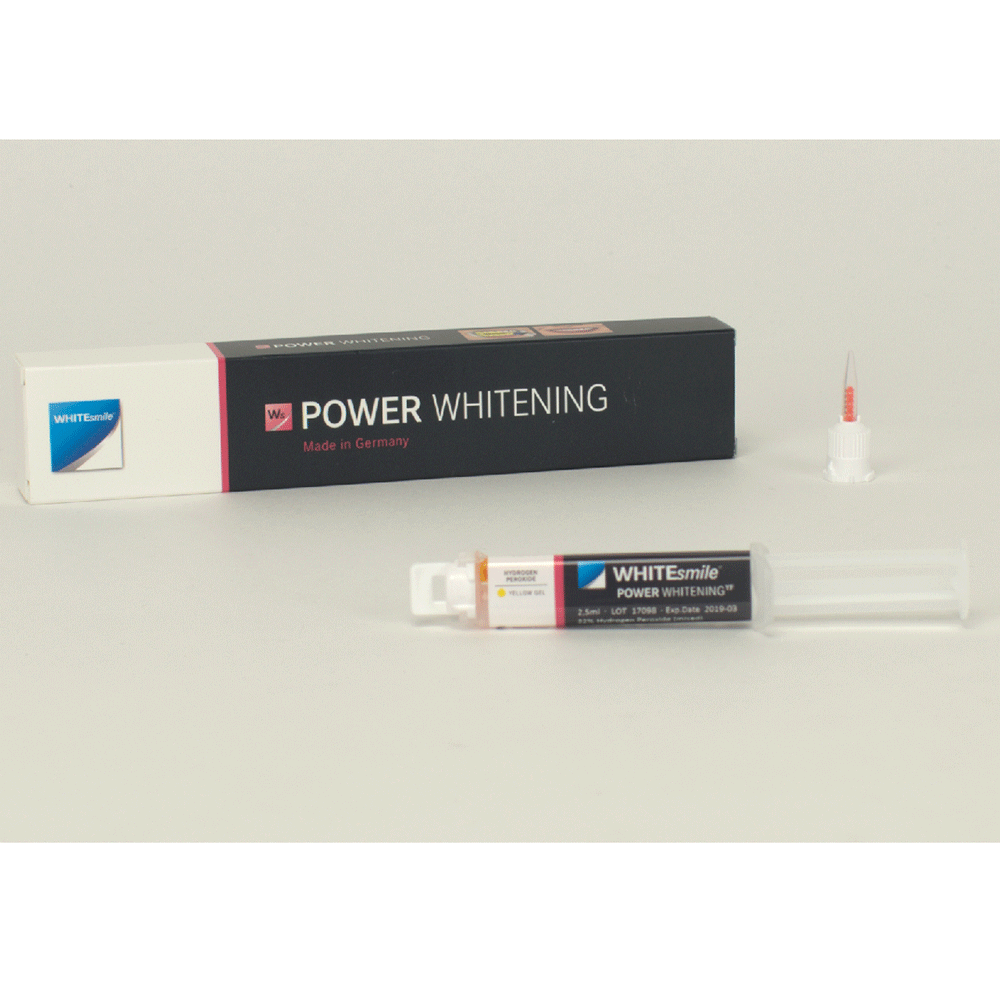 WHITESMILE: 5611 - WHITEsmile Power Whitening YF 40% Spr