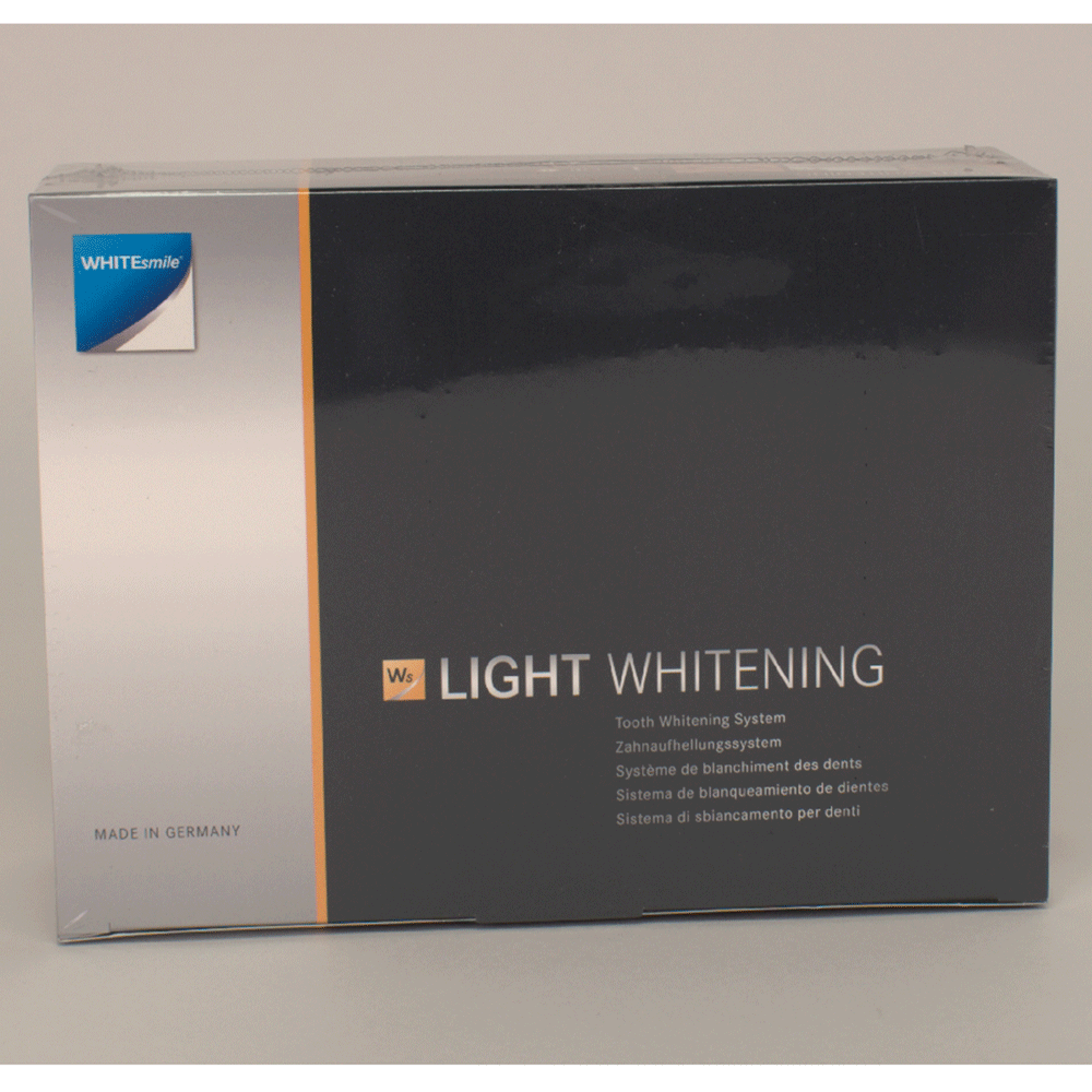 WHITESMILE: 6662 - Light Whitening AC 32% 6-Patienten Kit