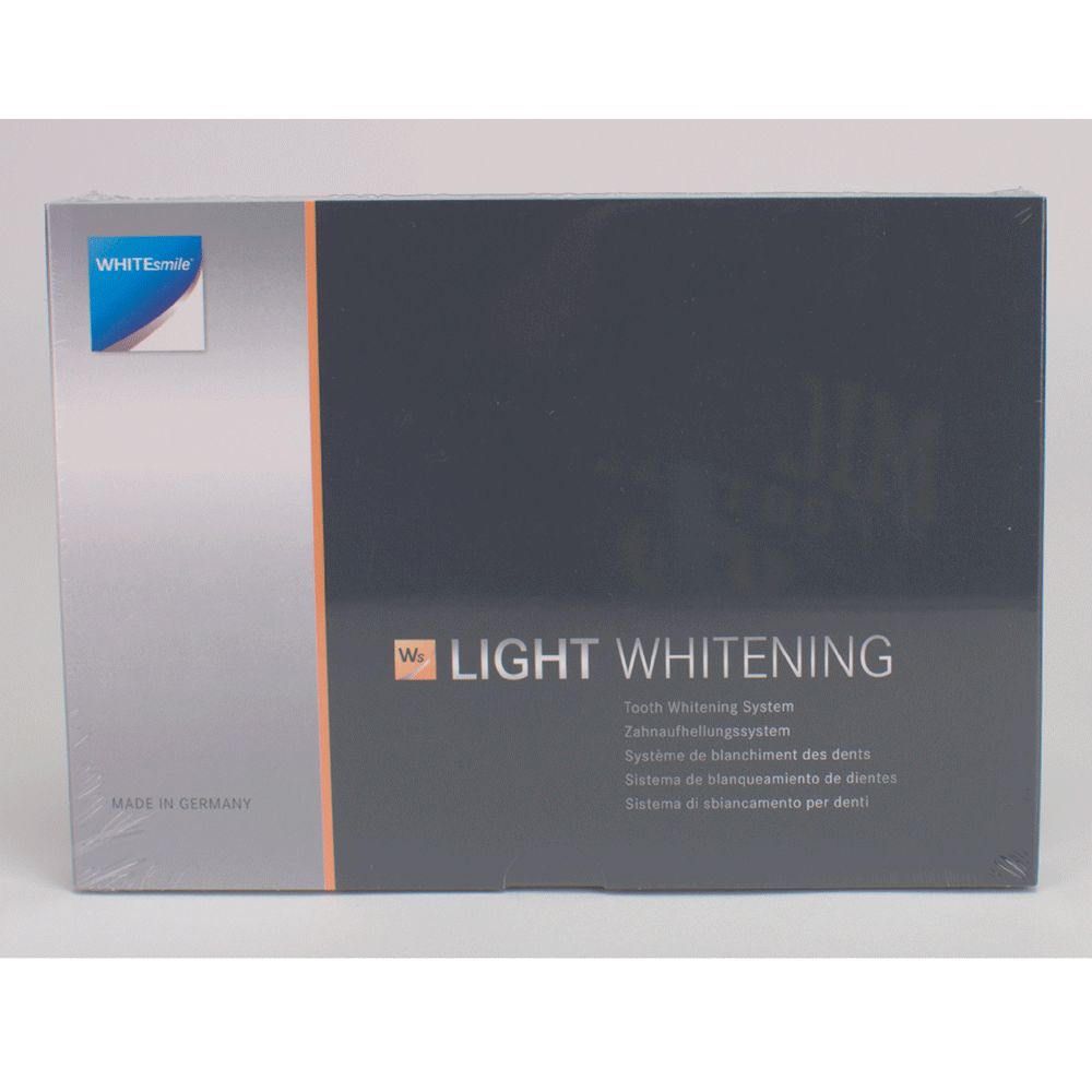 WHITESMILE: 6622 - Light Whitening AC 32% 2-Patienten Kit