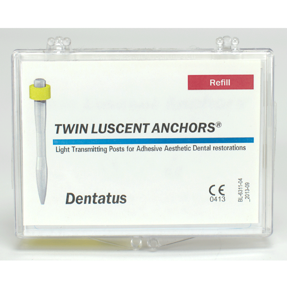 TWIN-LUSCENT Anchors LUT-S15 15St
