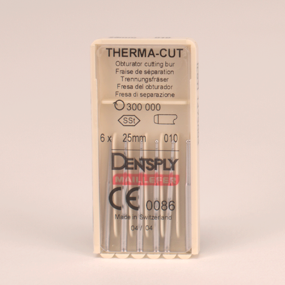 DETREYMAIL: A005032501000 - Therma-Cut FG 25mm 010 6St